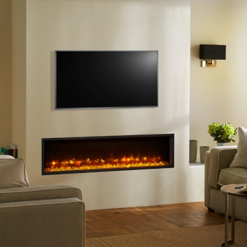 Gazco Radiance Inset 135r Electric Fire Flames Co Uk